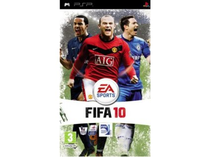 PSP FIFA 10