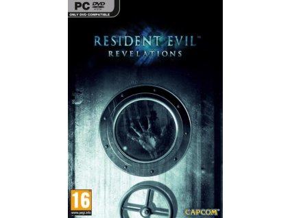 PC Resident Evil Revelations