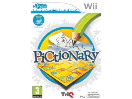 Wii uDraw Pictionary