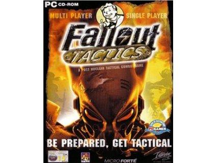 PC Fallout Tactics