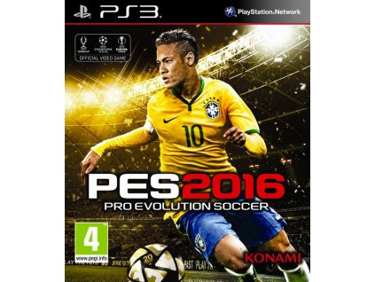 PS3 Pro Evolution Soccer 2016