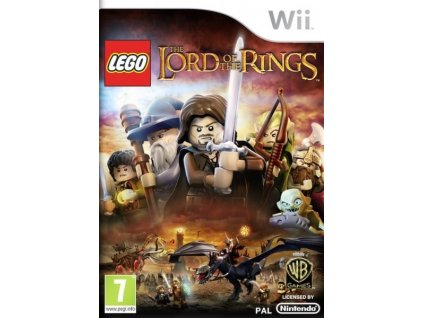 Wii Lego The Lord Of The Rings