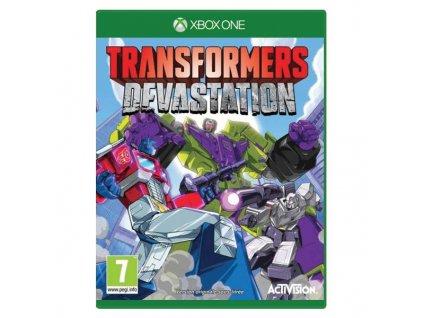 transformers devastation xbox one 328509