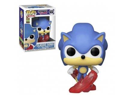 Merch Funko Pop! 632 Sonic 30th Running Sonic