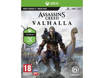 XONE/XSX Assassins Creed Valhalla