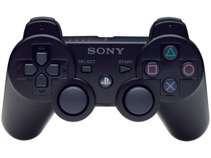 PS3 Sony Dualshock 3 Black