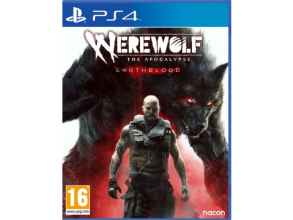 PS4 Werewolf The Apocalypse Earthblood