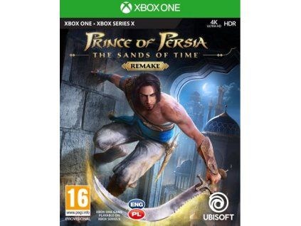 XONE/XSX Prince of Persia The Sands of Time Remake