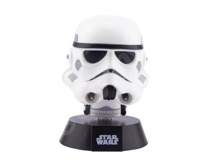 Merch Lampička Star Wars Stormtrooper Icon Light 10 cm