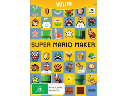 WiiU Super Mario Maker
