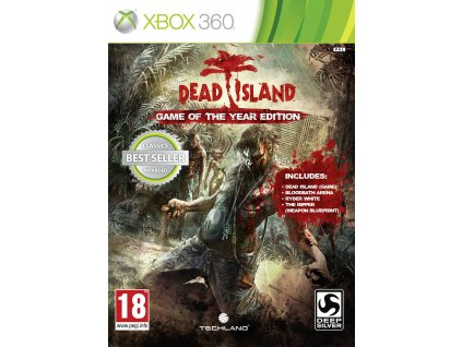 X360 Dead Island Game of the Year Edition