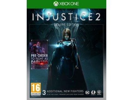 XONE Injustice 2 Deluxe Edition