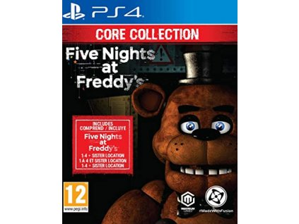 PS4 Five Nights At Freddys Core Collection