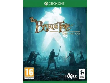 XONE The Bards Tale 4 Directors Cut Day One Edition