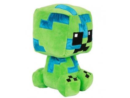 Merch Plyšová hračka Minecraft Crafter Charged Creeper 25cm
