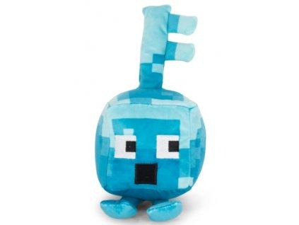 Merch Plyšová hračka Minecraft Dungeons Happly Explorer Diamond Key Golem 28cm