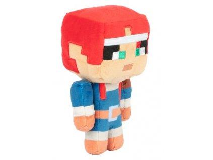 Merch Plyšová hračka Minecraft Dungeons Happy Explorer Valorie 20cm