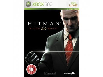 X360 Hitman Blood Money