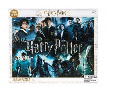 Merch Puzzle Harry Potter Jigsaw Posters 1000 dílků
