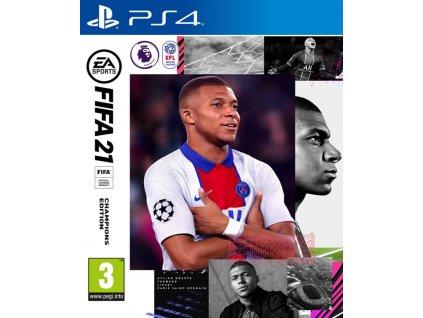 PS4 FIFA 21 Champions Edition CZ