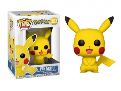 Merch Funko POP! 353 Pokemon Pikachu