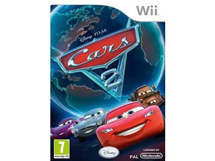 Wii Disney Cars 2