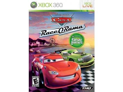 X360 Disney Cars Race-O-Rama