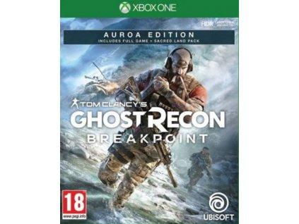 XONE Tom Clancys Ghost Recon Breakpoint Auroa Edition