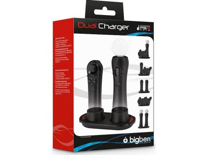 PS3 Move Dual Charger BigBen