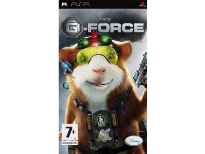 PSP G Force