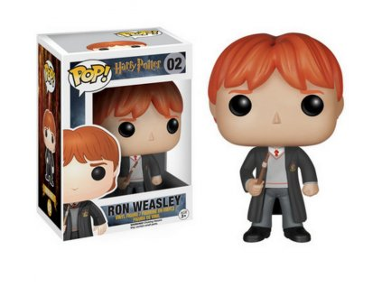 Merch Funko Pop! 02 Harry Potter Ron Weasley