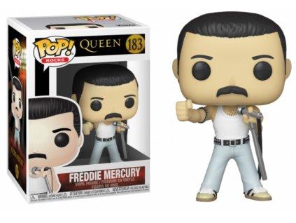 Merch Funko Pop! 183 Rocks Queen Freddie Mercury