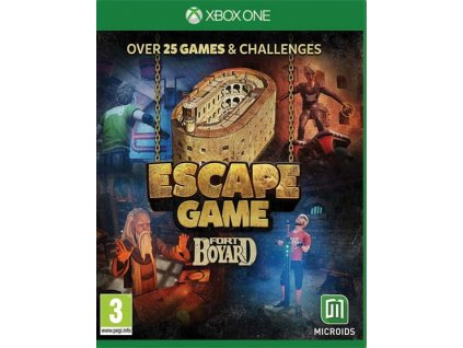 XONE Escape Game Fort Boyard