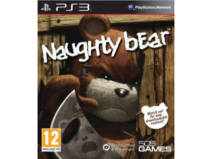 PS3 Naughty Bear