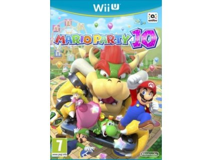 WiiU Mario Party 10