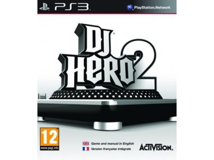 PS3 DJ Hero 2