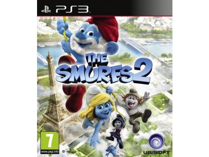 PS3 The Smurfs 2 - Šmoulové 2