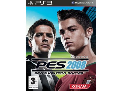 PS3 Pro Evolution Soccer 2008
