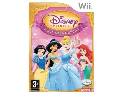 Wii Disney Princess Enchanted Journey