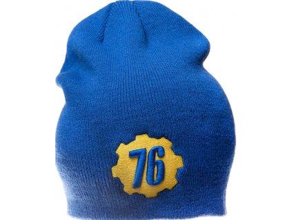Merch Zimní čepice Fallout 76 Beanie