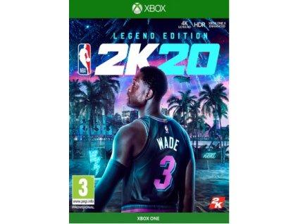 XONE NBA 2K20 Legend Edition