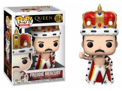 Merch Funko Pop! 184 Rocks Queen Freddie Mercury