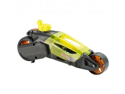 Toys Hot Wheels Speed Winders Twisted Cycle Yellow Black
