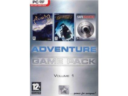 PC Adventure Game Pack Aura 2 Dead Reefs Safecracker