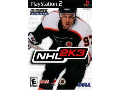 PS2 NHL 2K3
