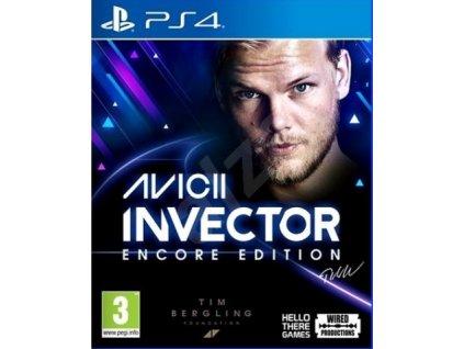 PS4 AVICII Invector Encore Edition