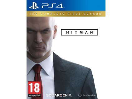 PS4 Hitman The Complete First Season