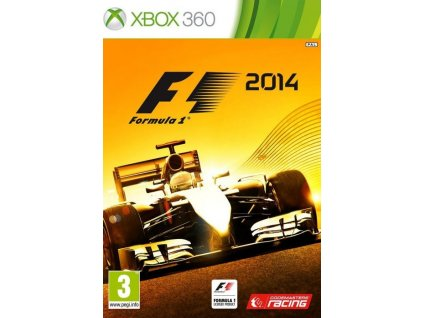 X360 F1 2014