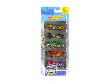 Toys Hot Wheels City Vs Robo Beasts 5ks angličáky
