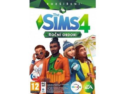 PC The Sims 4 Roční Období Rozšíření CZ